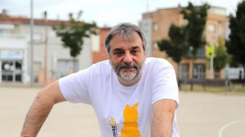 <b>Andreu Mas</b> és un dels impulsors d'Amazcat.