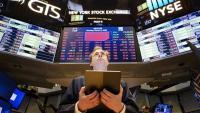 Les borses marquen el termòmetre de la situació financera dels bancs