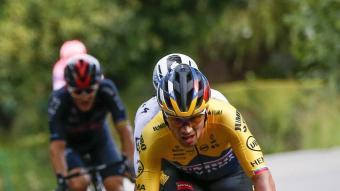 Roglic, favorit en la Vuelta a Espanya