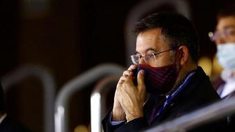 Josep Maria Bartomeu, president del Barça