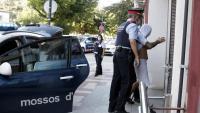 Un detingut en relació amb la trama, el 4 de setembre, quan el duien al jutjat de Santa Coloma de Farners