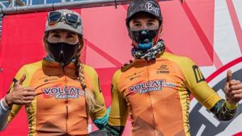 Galicia i Guerra , guanyadors de la Volcat fa deu dies