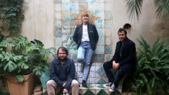 Ricard Planas, Eugènia Broggi i Ramon Mas, creadors del segell 'Les Altres Herbes'
