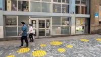 Un centre educatiu de Barcelona