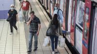 El transport públic ha vist agreujat el dèficit tarifari.