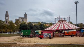 El Circ Raluy Legacy, a la Copa, comença avui les funcions, fins al 8 de novembre