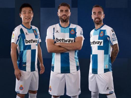 L'Espanyol ha presentat els actes del 120è aniversari del club i una nova samarreta commemorativa.