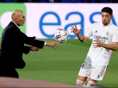 Zidane i Valverde