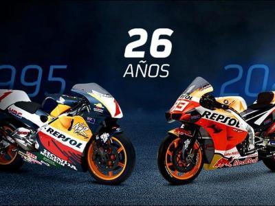 Repsol continuarà patrocinant Honda a MotoGP
