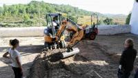Comencen les excavacions a la fossa de Salomó