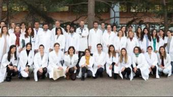 Servei d'hematologia de Vall d'Hebron
