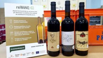 El projecte reWINE ha analitzat la viabilitat i els avantatges de reutilitzar les ampolles de vi amb la participació de set cellers catalans