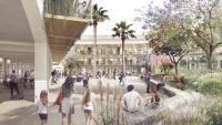 El futur solar de la Model tindrà habitatges, equipaments i zona verda