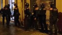 Almenys cinc detinguts en el dispositiu a Barcelona contra una organització dedicada al tràfic de drogues