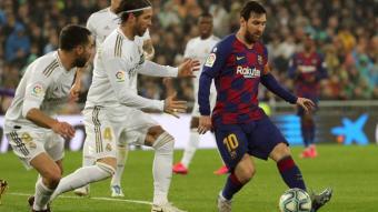 Ramos i Messi, els dos jugadors de la història amb més clàssics, de nou cara a cara