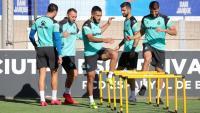 L'Espanyol ha confirmat que té tres possibles positius dins de la plantilla.