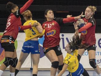 El KH-7 BM Granollers va jugar el cap de setmana passat dos partits contra l'Alavarium Love Tiles portuguès, corresponent a la segona eliminatòria de la copa d'Europa