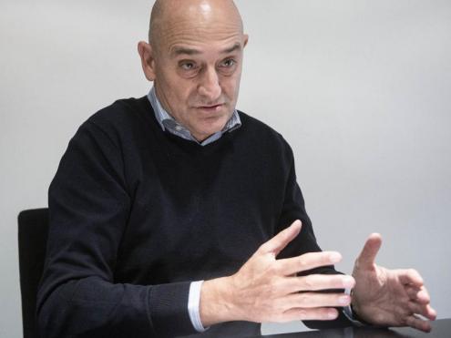 Jordi Moix, vicepresident econòmic
