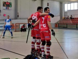 El Lleida Llista- Girona jugat a Bell-lloc.
