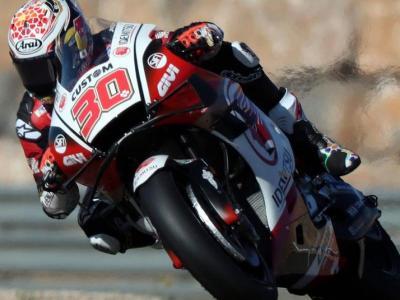 Nakagami , que acaba de renovar per Honda, es reivindica en la pugna pel mundial