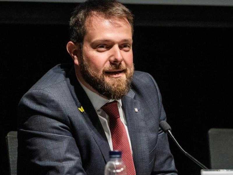 Gerard Figueras , en una imatge d'arxiu