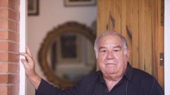 Jaume Sarramona, a casa seva