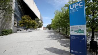 Imatge del Campus de la UPC