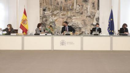 Reunió del Consell de Ministres d'aquest dimarts