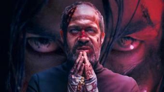 Juli Fàbregas és 'Menéndez', un capellà amb un costat fosc que fa servir mètodes violents per fer fora el diable