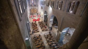 Vista de La Missa de Sant Narcís