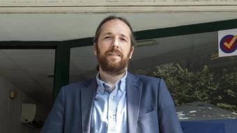 Marc Duch, un dels impulsors del vot de censura contra Josep Maria Bartomeu, que ha acabat amb la dimissió del president