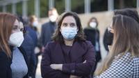 L'alcaldessa de Barcelona, Ada Colau, en una imatge del 15 d'octubre