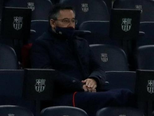 Josep Maria Bartomeu, president del FC Barcelona