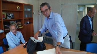 Jaume Masferrer ha estat acomiadat