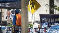 Cartells electorals a Miami (Florida)