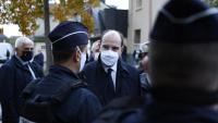 Castex, primer ministre francès, va interrompre la visita que feia a Normandia