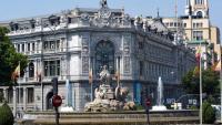 Seu central del Banc d'Espanya a Madrid