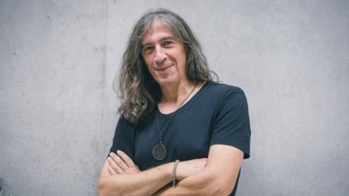 <b>Gerard Quintana </b>és president de l'Acadèmia Catalana de la Música