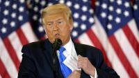 El president sortint dels EUA, Donald Trump