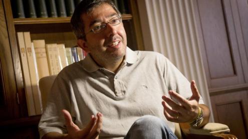 L'escriptor Jordi Amat.
