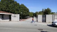 Entrada de l'escola Bell-lloc de Girona