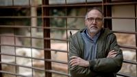 L'arqueòleg, explorador i naturalista Jordi Serrallonga, ahir, a Barcelona