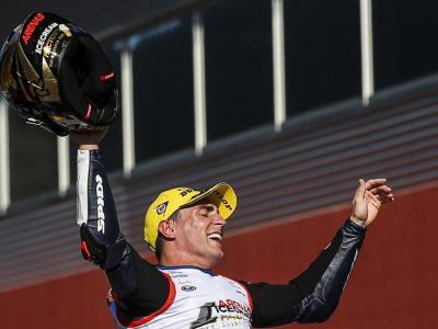 Arenas  campió mundial de Moto3.