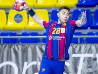 Àlex Pascual va anotar set gols contra el Conca