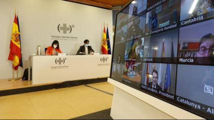 El Consell Interterritorial del sistema estatal de Salut es va reunir ahir presidit pels ministres de Sanitat i de Política Territorial