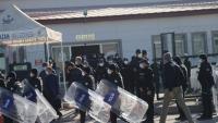 La policia turca encercla la presó de Sincan, on ahir es va llegir la sentència