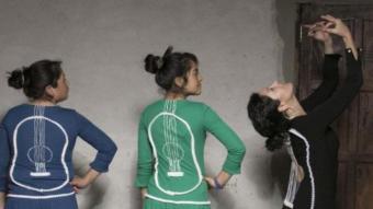 Carmen Mesa ensenya flamenc als Andes