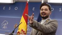 Rufián ha fet que Cs tiri la tovallola com a aliat després d'obrir el debat fiscal contra el dúmping de Madrid