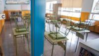 Una classe en una escola de Primària