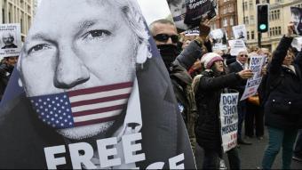 'The war on journalism: the case of Julian Assange' obre el Festival de Cinema i Drets Humans de Barcelona